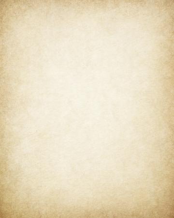 pergamino: Fondo de papel viejo. Foto de archivo