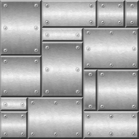 armoring: Armor seamless texture background. See more seamlessly backgrounds in my portfolio. Stock Photo