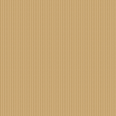 Corrugated cardboard seamless background - texture pattern for continuous replicate. photo
