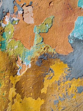 Old speckled wall texture background Stock Photo - 12898383