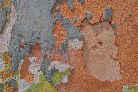 ramshackle: Old speckled wall texture background.