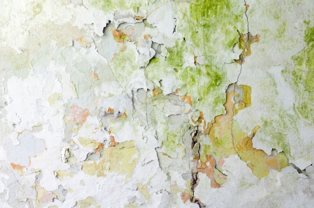 ramshackle: Shabby wall texture background