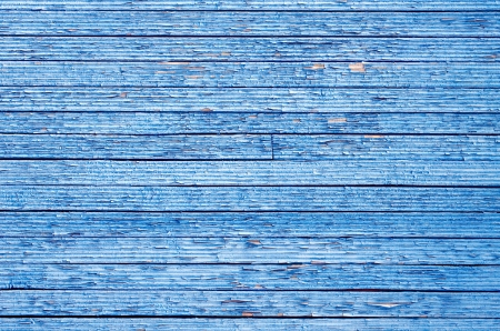 Blue plank abstract texture background.