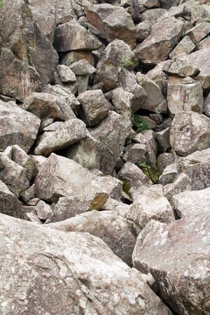 rockslide: Stones