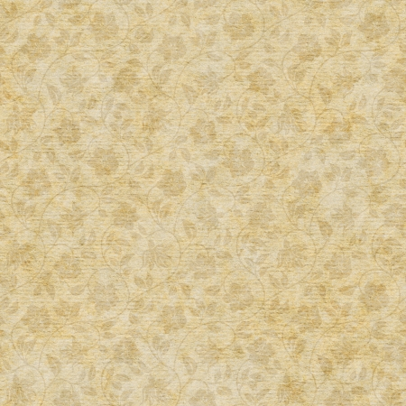 tarnish: Seamless faded paper with floral ornate background - texture pattern for continuous replicate.