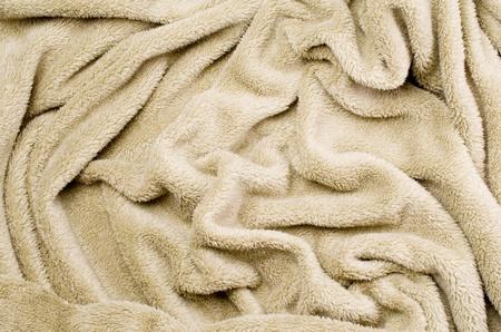 coverlet: Blanket texture closeup background.