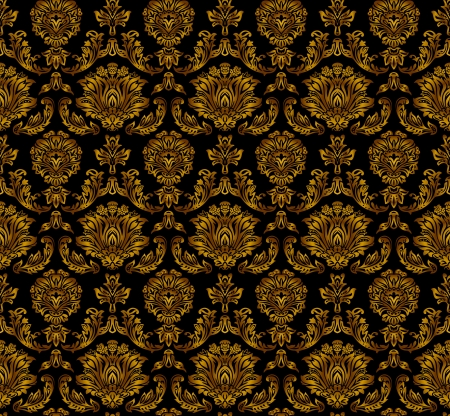 Seamless floral pattern Imagens - 15889402