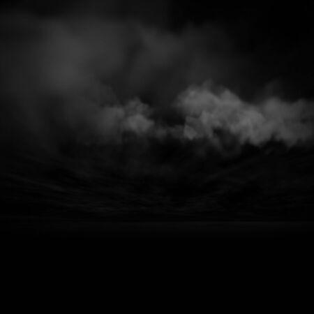 calm background: Night landscape.