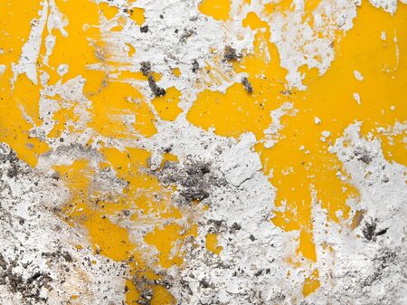blotched: Abstract colorful grunge closeup texture background.