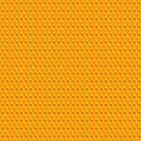 Seamlessly honeycomb pattern. photo