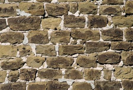 rubble: Stony wall background