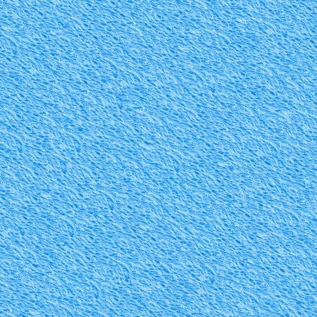 blue carpet: Seamless blue fur texture background