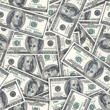 seamlessly: Seamlessly dollars background