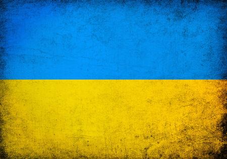 ukrainian flag: Ukrainian flag background.