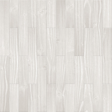 Seamless light grey parquet background. Stock Photo