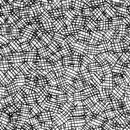 Seamless hatching pattern.