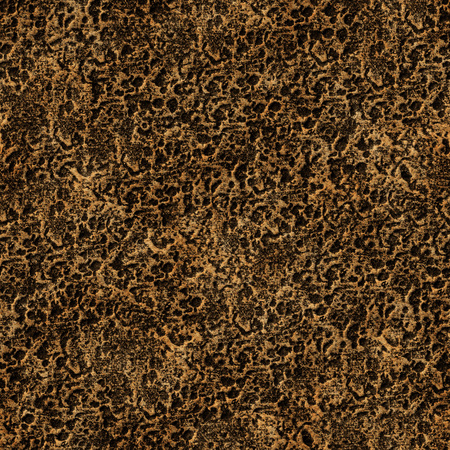 flaw: Seamless bronze texture closeup background. Stock Photo