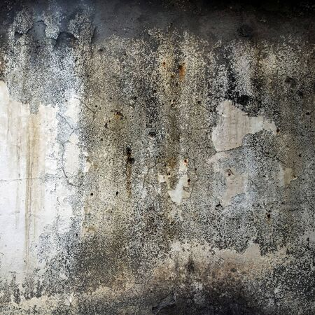 Aged shabby wall texture background.