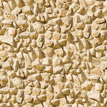 Seamless stony wall background.