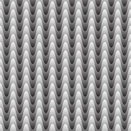 Seamless wavy pattern.