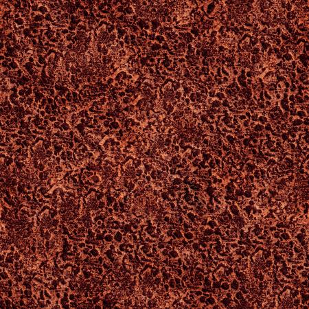 Seamless copper texture closeup background. Imagens