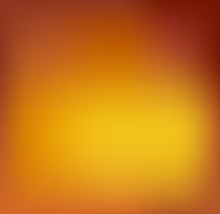 bright vector blurred background - yellow and orange. Used mesh.
