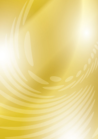 bright: bright gold background - abstraction Illustration