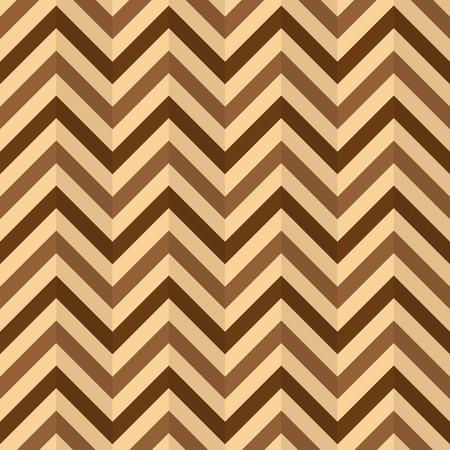 seamless texture: Chevron-Zickzack, Druckpapier, Tapeten. Zusammenfassung braunen Farbt�nen Hintergrund, nahtlose Textur, Vektor