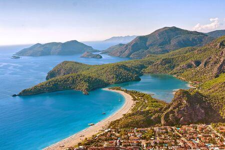 oludeniz: Oludeniz beach, Turkey Stock Photo