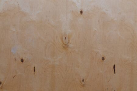 Brown wooden board or plywood texture background or backdrop