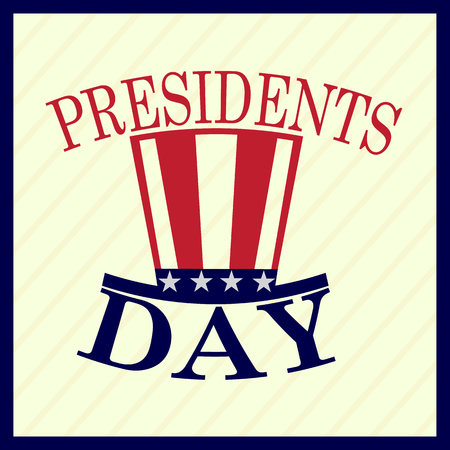 presidents day Illustration