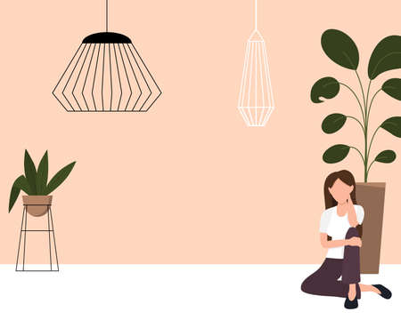 Video blogger, freelancer miniature people blogging a new content on website. Make review digital technology flat cartoon miniature illustration vector graphic on white background. 向量圖像