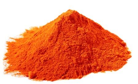 especias - montón de Red Alimentaria para colorear sobre blanco Foto de archivo - 4426129