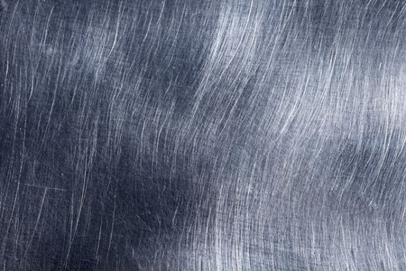 Scratched metal texture Stock Photo - 4509463