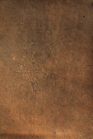 old scratched  weathered leather background