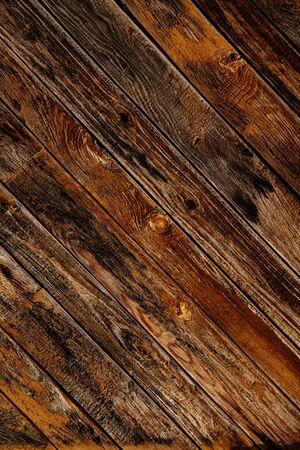 Alten Holzbrett Hintergrund natürlichen verwitterten Standard-Bild - 10443038