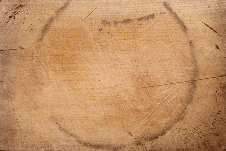chabby: old chopping board wooden background