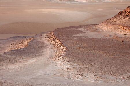 the great sahara desert near siwa, western Egypt Stock Photo - 12405068