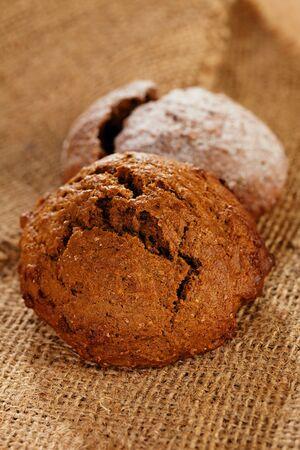 galletas de jengibre: galletas de jengibre suave, dof bajo Foto de archivo