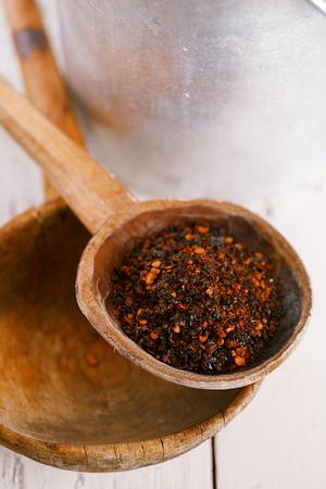 chiles secos: chipotle - chile jalape�o ahumado en cuchara vieja, dof bajo