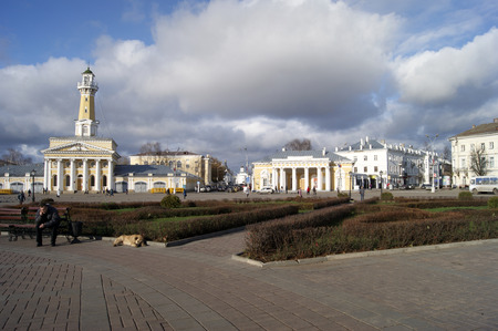 part of me: Kostroma, �rea Susaninskaya