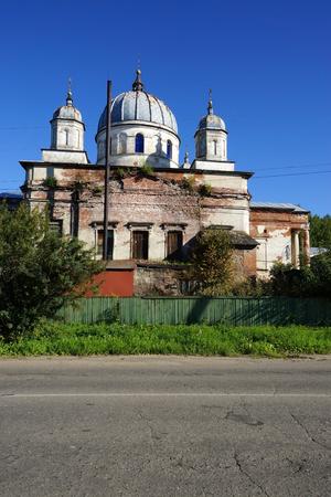 monasticism: Nicholas-Starotorzhsky Monastery in Galicia