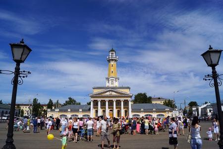 kostroma: Fire tower in Kostroma