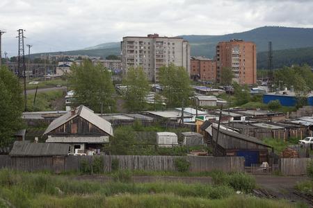 lena: Russia. Irkutsk region. UstKut.