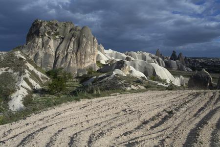 sulcus: Turkey. Cappadocia.