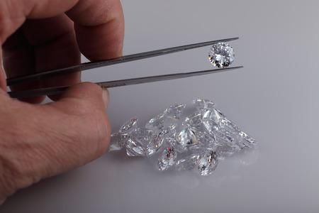 gemstones: Colorless gemstones