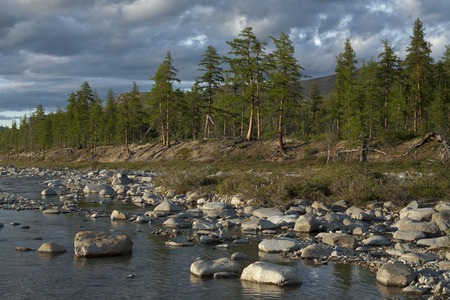vertices: Yakutia, Oimyakon Highlands, Labynkyr river