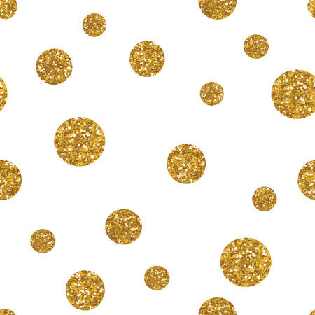 polka dot background: Endless stylish glamour background  for  wrapping paper, backdrop, fabric and other prints.