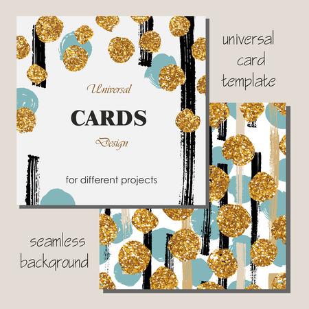 さまざまな贈り物、お祝い、招待状、誕生日カード、伝票に使用できます。  イラスト・ベクター素材