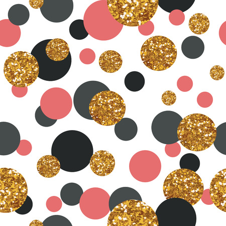 gift paper: Use this pattern as endless background, backdrop, wrapping gift paper. Illustration
